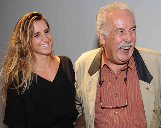 Gabriela Eloy e Carlos Vergara
