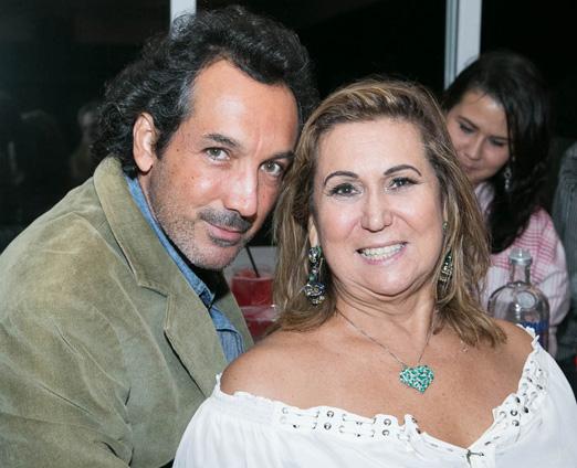 Irajá Carneiro e Theresa Macedo