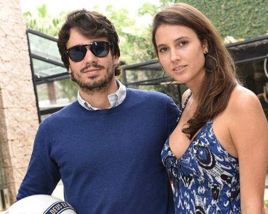 Jaime Andrada e Fernanda Cerri