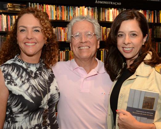 Juliana Teixeira, Sergio Fonta e Betina Pons
