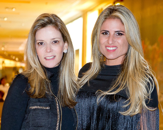 Karina Nigri e Ana Paula Barbosa