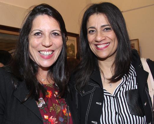 Laura Pennacchi e Regina Freitas