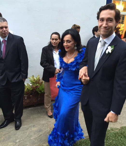 Liliana Rodriguez e Antonio Rocha