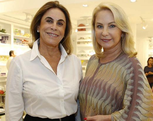 Marcia Solera e Solange Medina