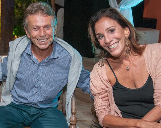 Marco Rodrigues e Alicinha Silveira