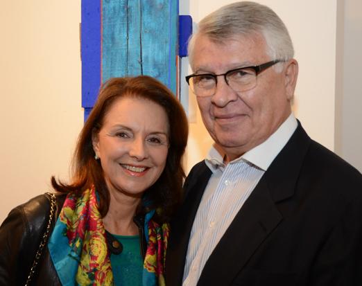 Miriam e Gilberto Prado