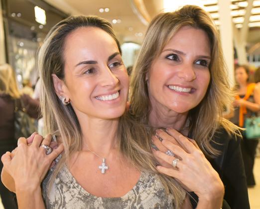Patrice Pessoa e Adriana Indelli