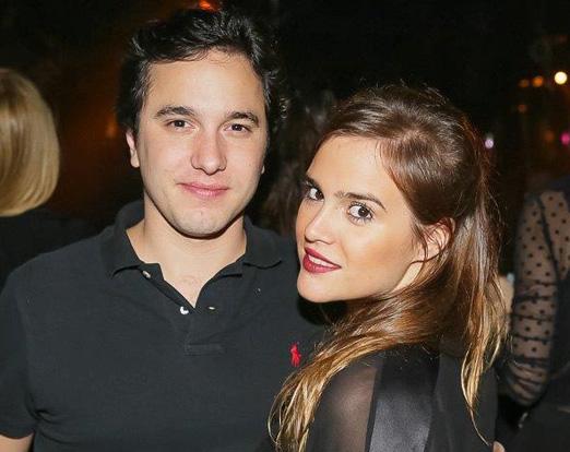 Raphael Vidigal e Sophia Kowarick