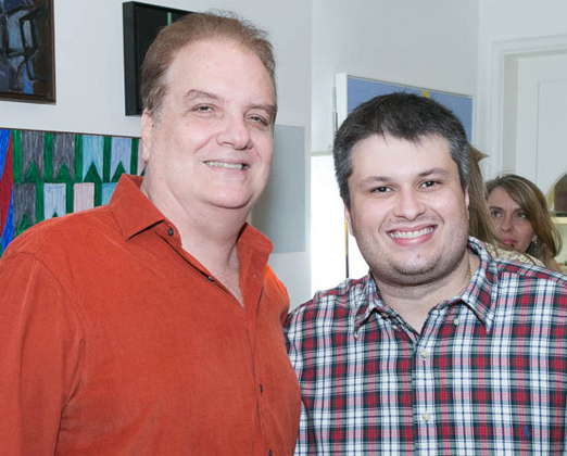 Rawlson de Thuin e Claudio André de Castro