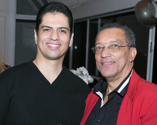 Rodrigo Raposo e Amaro Leandro Barbosa