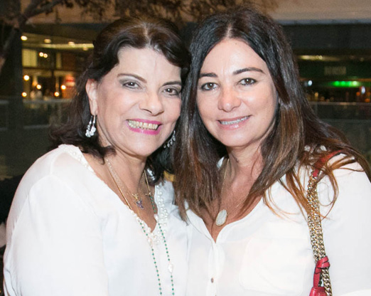 Rose May Addario e Hosana Pereira
