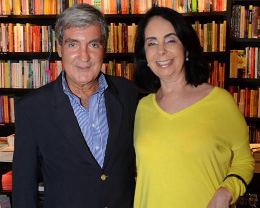 Sergio e Ignez da Costa e Silva