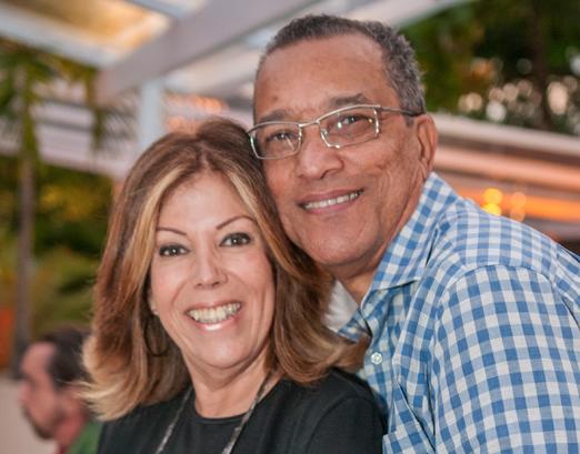 Sylvia de Castro e Amaro Leandro Barbosa