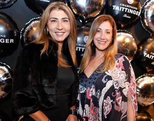 Valeria Ebide e Tatiana Sahagoff