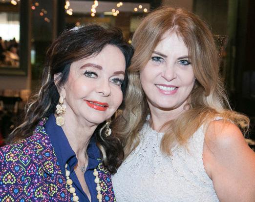Vera Loyola e Inez Costa
