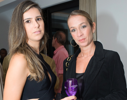 Victoria Rezende e Natasha Paiva