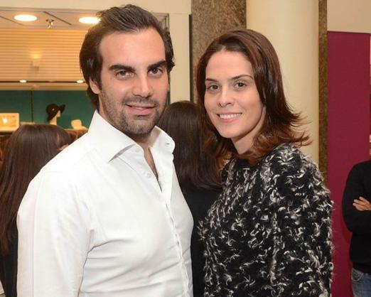 Alexandre Furmanovich e Renata Queiroz de Moraes