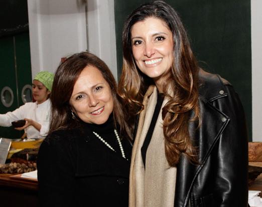 Ana Regueira e Sheila Grecco