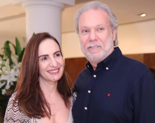 Anna Clara Herrmann e Max Tenenbaum