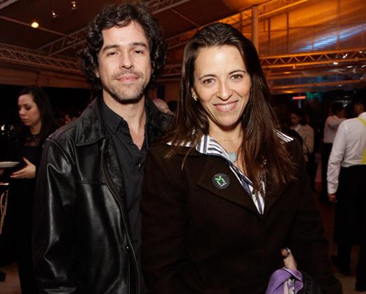 Bartolomeu Fernandes e Bianca Zaramella