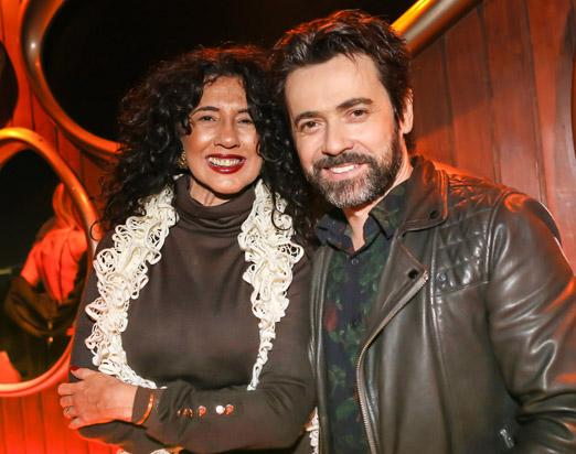 Bianca Teixeira e Alexandre Mazza