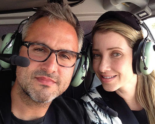Bruno Tannuri e Ana Beatriz Loretti