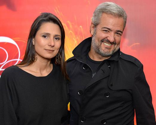 Camila Carvalho e Thomaz Naves
