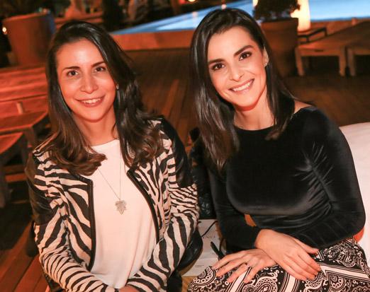Camila Petrilli e Camila Meccia