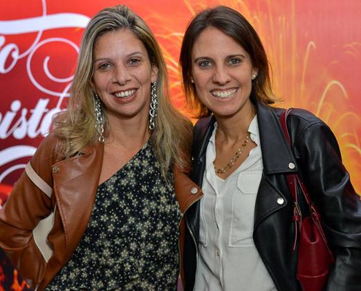 Claudia Lira e Viviane Banharo