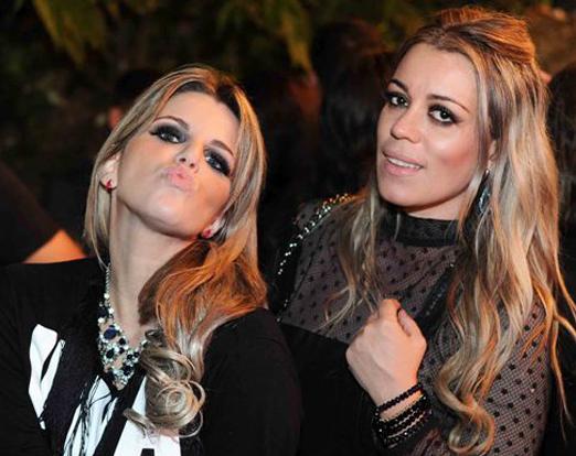 DJ Scarlet e Daiana Mazza