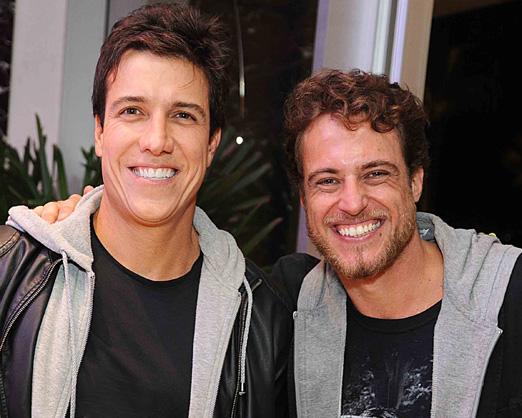 Felipe Reif e Daniel Manzieri