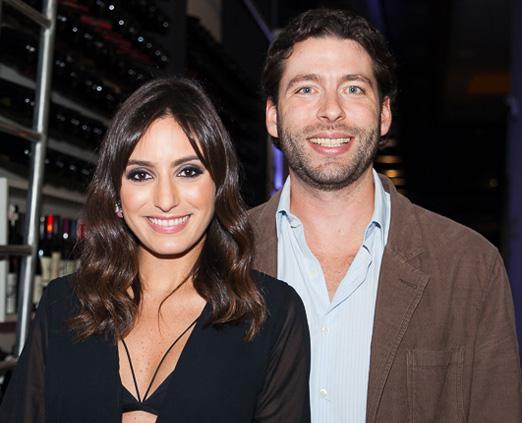 Fernanda Perlaky e Rodrigo Lima