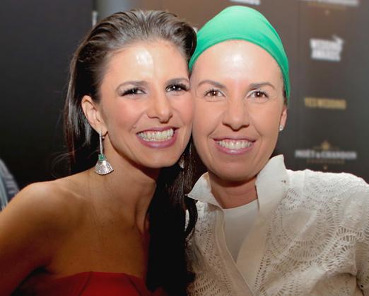 Fernanda Suplicy e Morena Leite