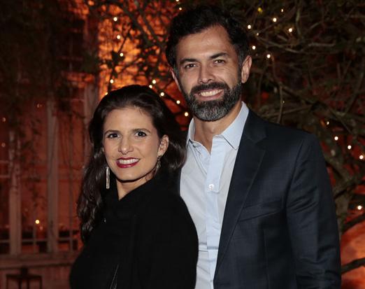 Fernanda Suplicy e Sergio Morisson