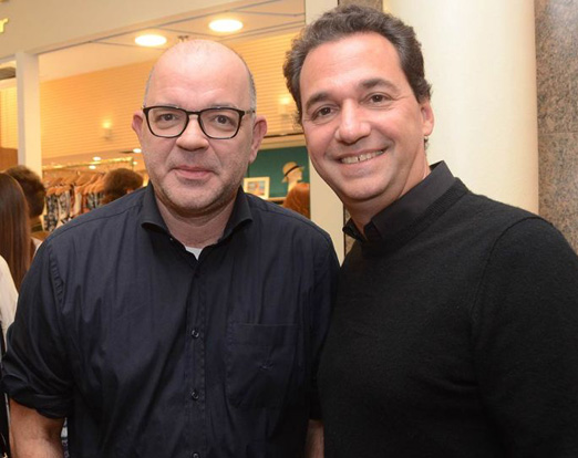 Giovanni Frasson e Benny Rosset