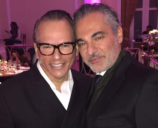 Heckel Verri e Alberto Gonzalez