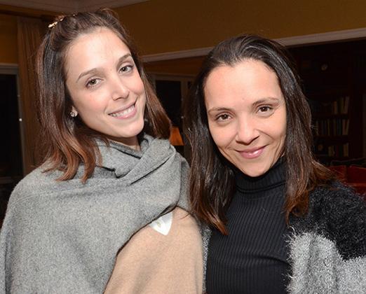 Joana Laprovitera e Patricia Birman