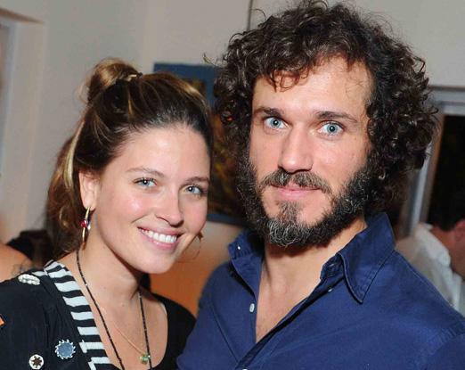 Juliana Pereira da Silva e Paulo Rocha