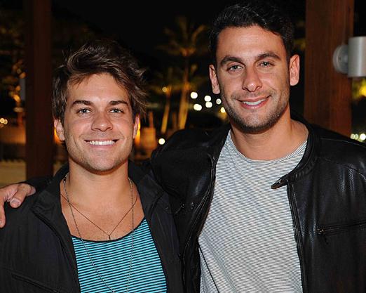 Lucas Cordeiro e Felipe Cantieri