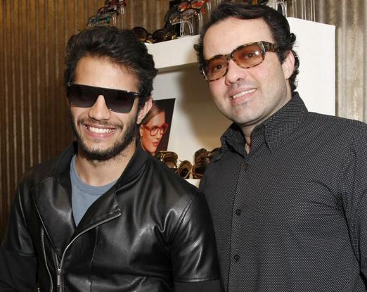 Marcelo Cassim e Gustavo Gonçalves