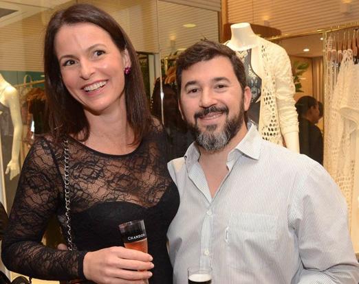 Mariana e Gustavo Rosset