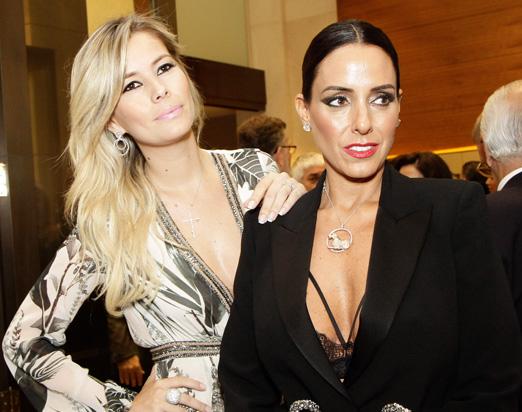 Priscila Paula e Ana Paola Diniz