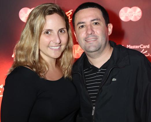 Renata Bijarano e Alexandre Benchimol