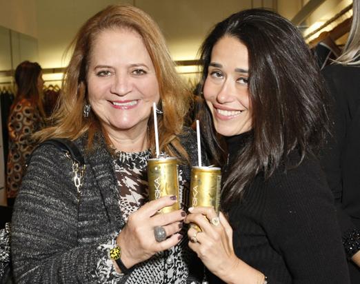 Renata Fraga e Paula Severiano Ribeiro