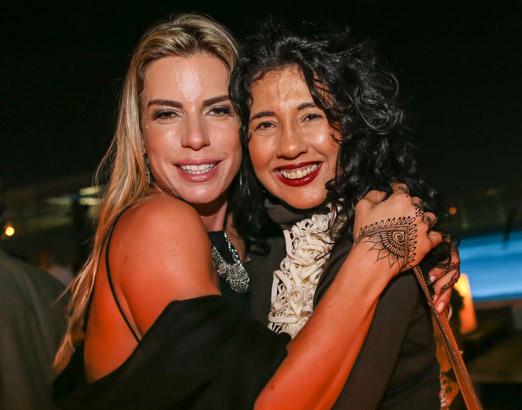Renata de Abreu e Bianca Teixeira