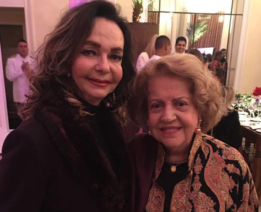 Vera Loyola e Mariza Bokel