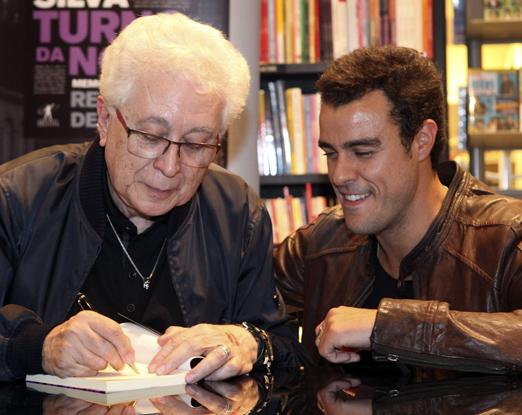 Aguinaldo Silva e Joaquim Lopes