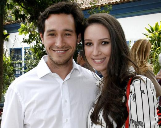 Antonio Rocha e Maria Castro