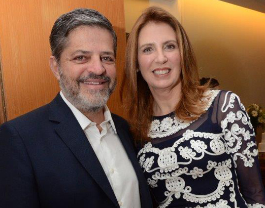 Bernardo e Eva Mascarenhas