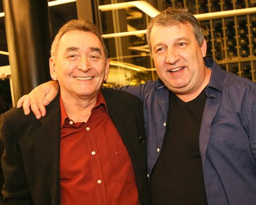 Claude Lapeyre e Roland Villard